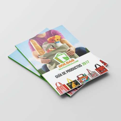 Catalogo Bolsas Reutilizables
